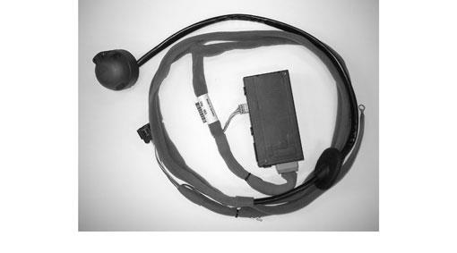 30664974 - Software  Wiring  Towbar