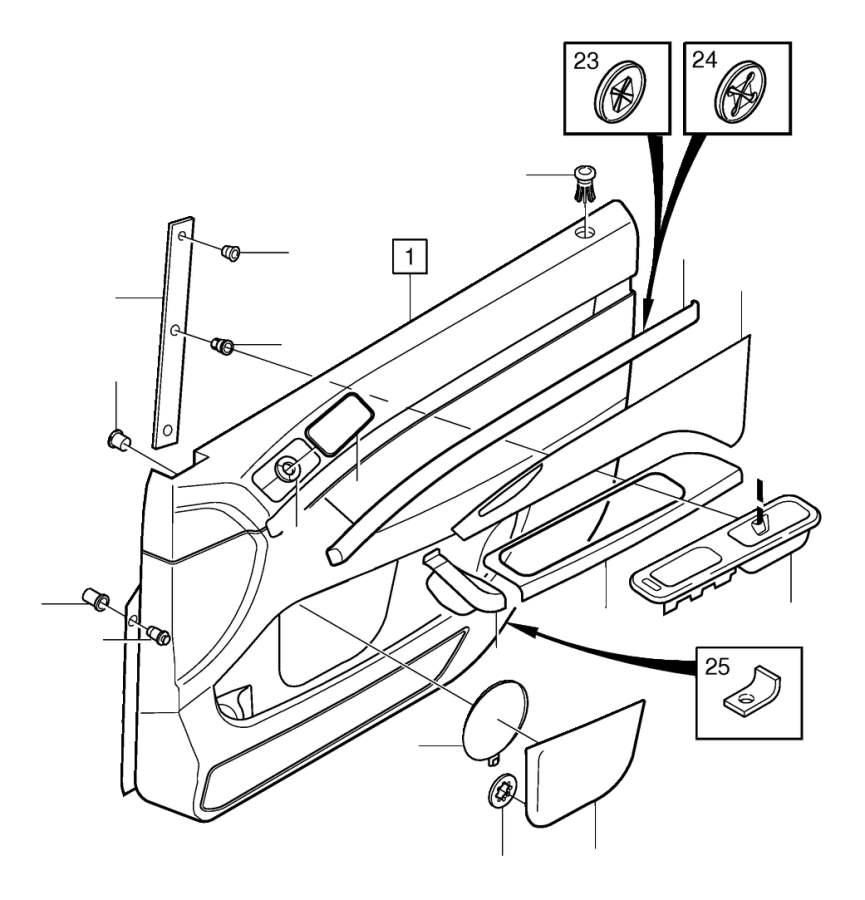 Gr on Volvo S60 Door Parts Diagram