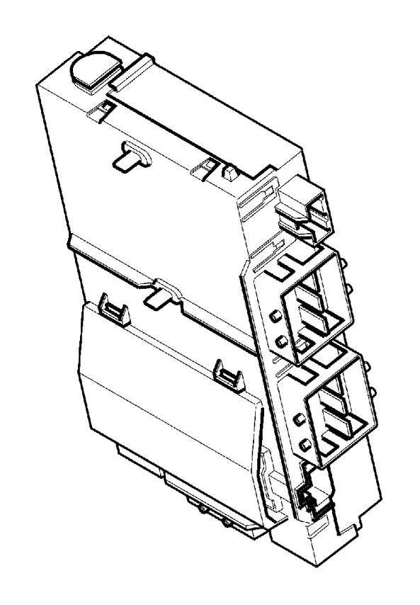 30765624  Electronics box Cem  Central  Module  System