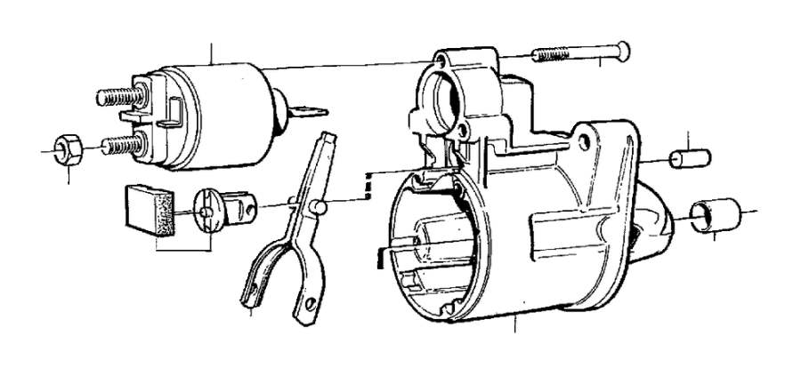 2005 volvo xc90 actuator solenoid - 9442291