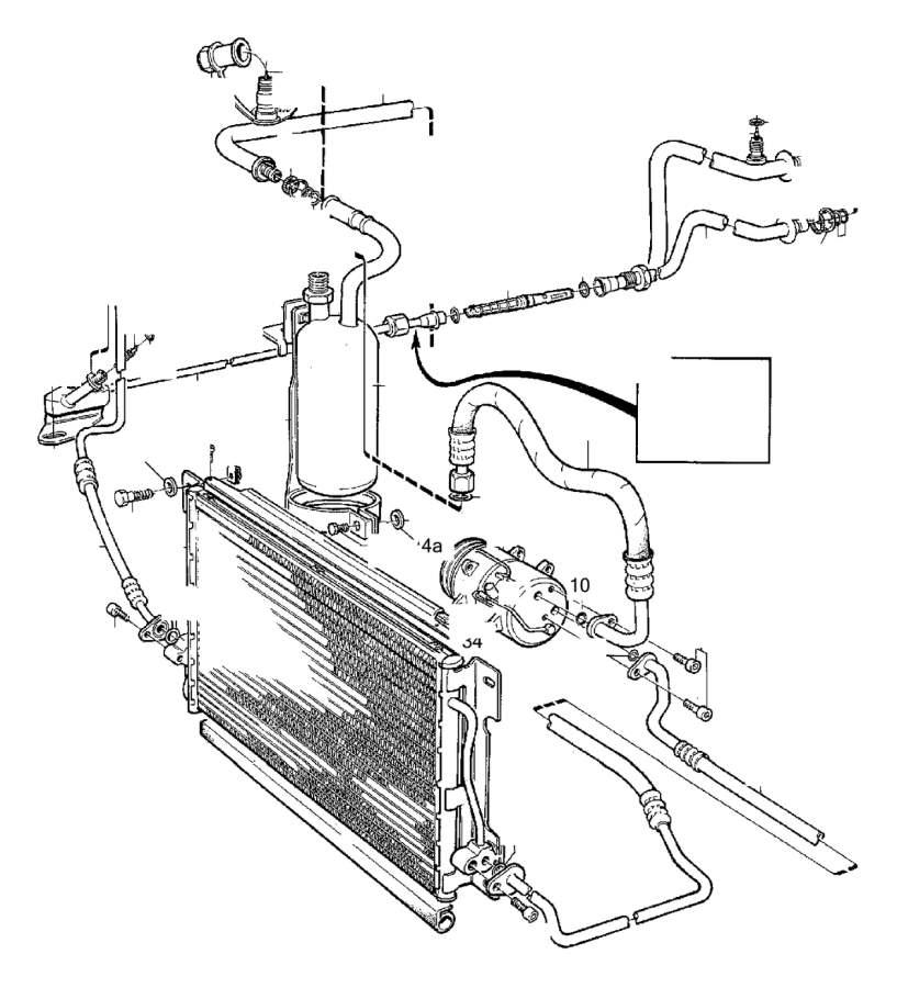 8601533  c compressor  conditioning  air  components