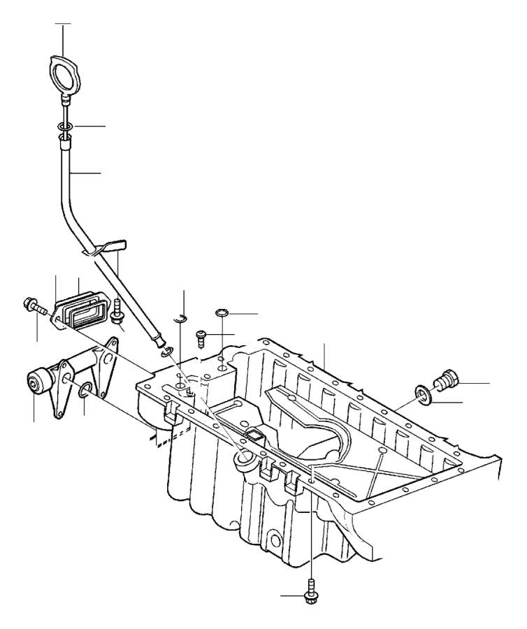 1366791 - sealing ring  turbo  lubricating  system