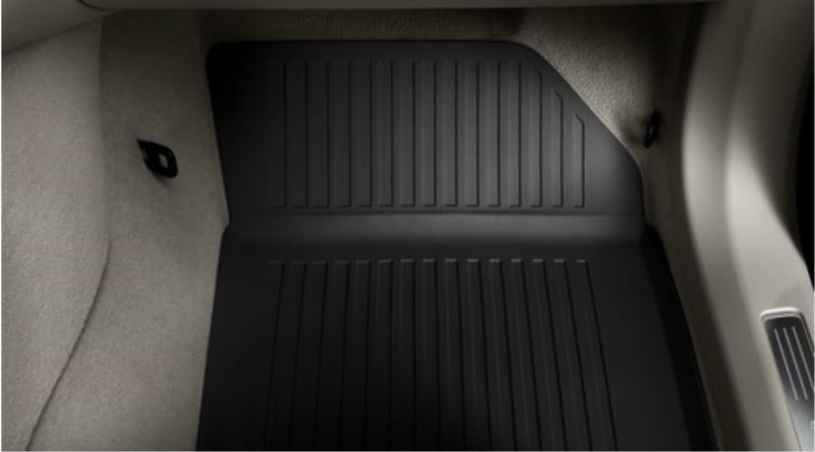 Volvo Xc60 Rubber Floor Mats Charcoal Floor Mats