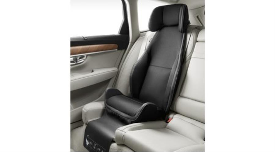 2020 Volvo Xc60 Padded Upholstery For Integrated Booster