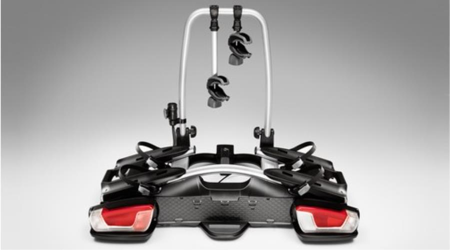 volvo s60 detachable r for towbar mounted bicycle