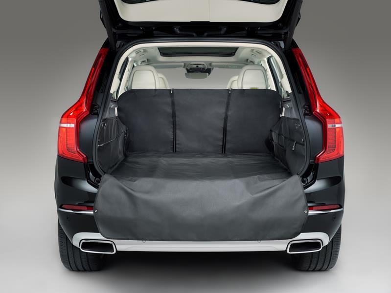 Volvo Xc90 Dirt Cover Load Compartment Cargo Mat Cargo