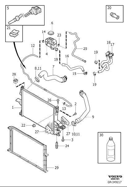 977404 - Radiator Hose Clamp. Fuel, Engine, Injector ...