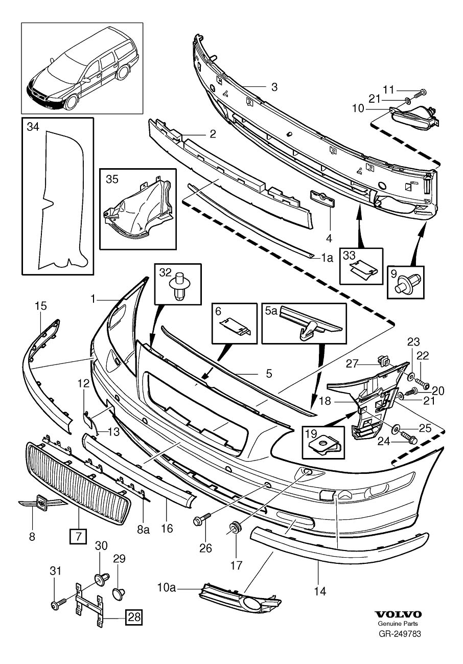 2001 volvo v70 engine diagram google search 2003 gmc yukon