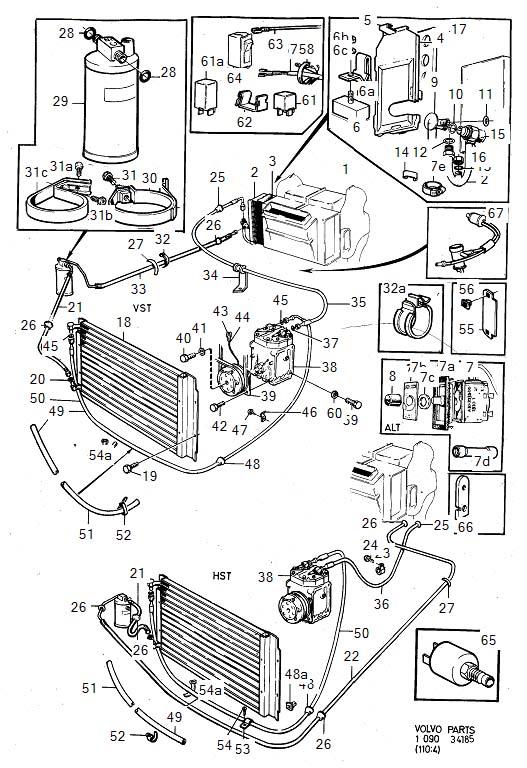 1980 volvo 240 clamp genuine classic part battery dia. Black Bedroom Furniture Sets. Home Design Ideas