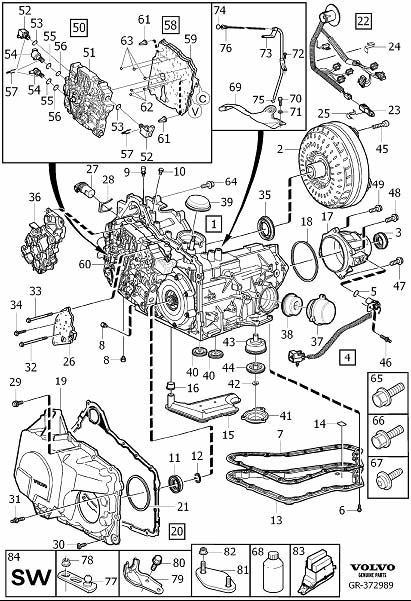 911 engine diagram crankshaft