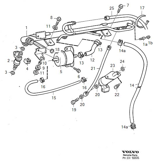 3517064 - Fuel Injection Pressure Regulator  A Device To Control The Pressure Of The