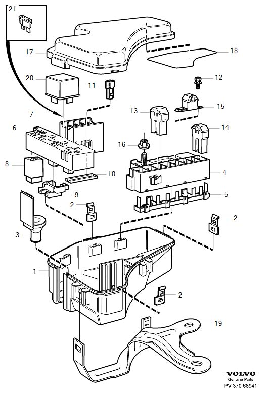service manual  2004 volvo c70 fuse box manual