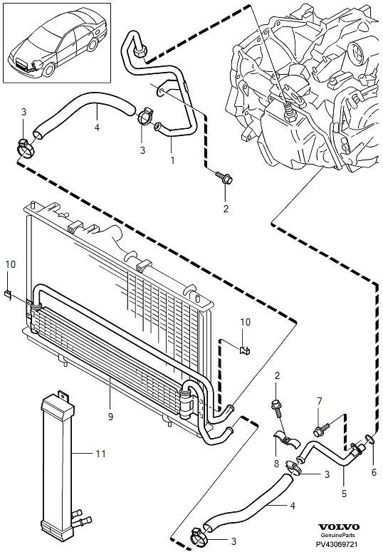 powershift volvo transmission diagram